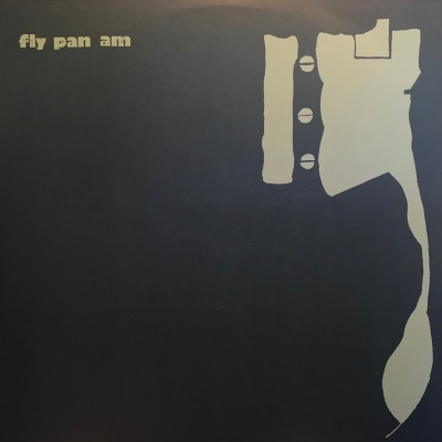Fly Pan Am Cover