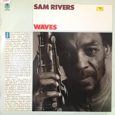 sam rivers waves front